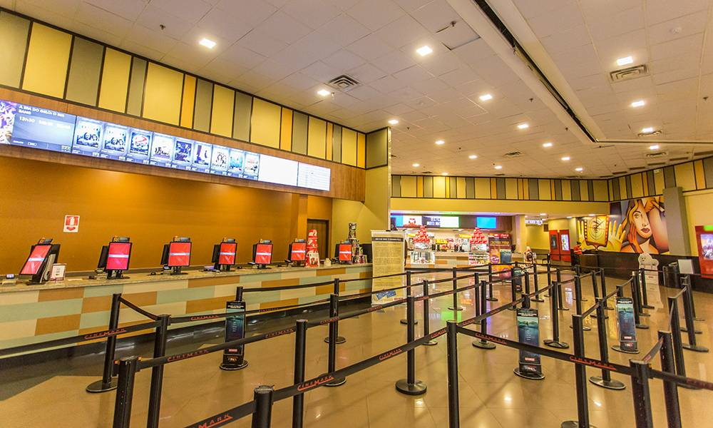 47d90b70c O Shopping Jardins possui o melhor da programação do cinema nacional e  internacional nas modernas e confortáveis salas do Cinemark. São 9 espaços  especiais